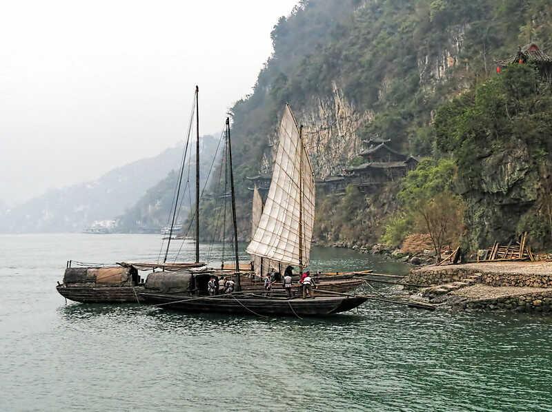 Rio Yangtsé